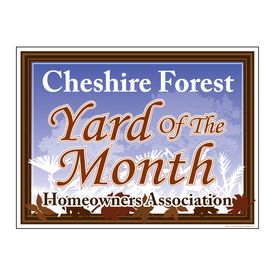 Cheshire Leaves YOTM sign image