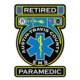 Retired Par Austin Travis County EMS decal image