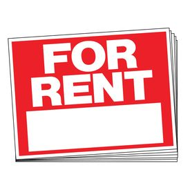 For Rent signs image