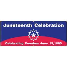 Juneteenth Celebration Freedom banner image