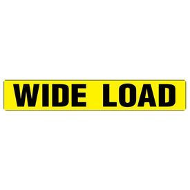 Wide Load 6x36 Magnetic Image
