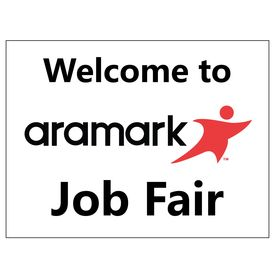 aramark Job Fair 18x24 image