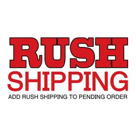 Rush shipping to pending order