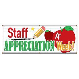 Staff Appreciation Week Banner Image