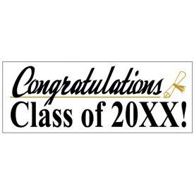 Congratulations custom year image