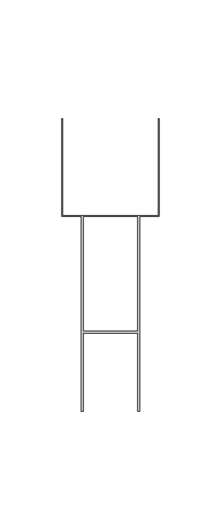 Wire HD sign holder image