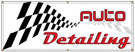 Auto Detailing banner image