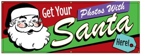 Santa Photos banner image