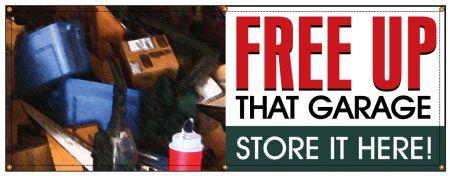 Free Up That Garage banner image