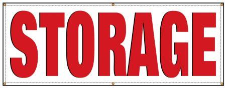 STORAGE banner image