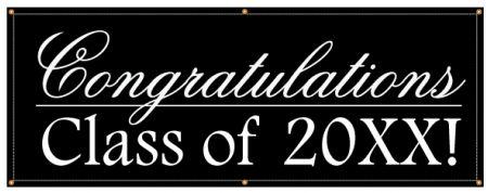 Congratulations banner image