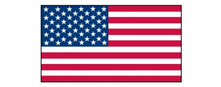 American Flag decal image