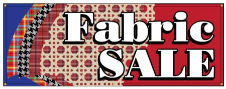 Fabric sale banner image