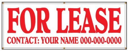 For Lease banner image