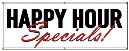 Happy House Specials banner image