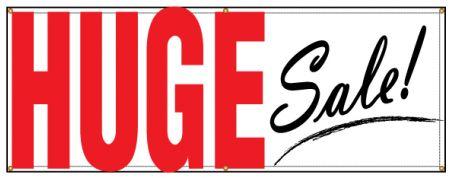HUGE Sale! banner image