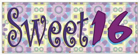 Sweet 16 banner image
