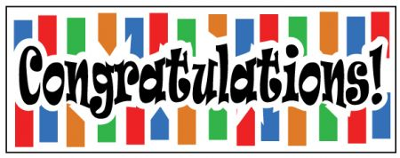 Congratulations paper poster image