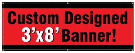 Custom banner design image