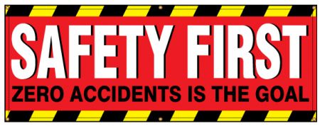Safety First 3 banner image