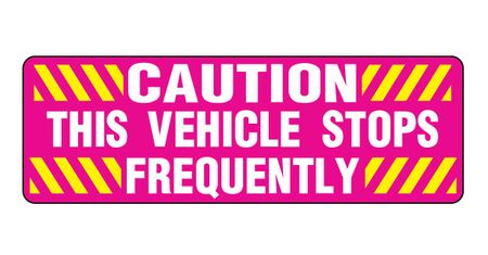 Caution Stops Frequently 3 image