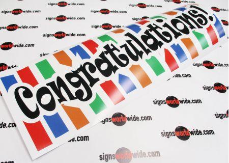 Congratulations Paper Poster 1