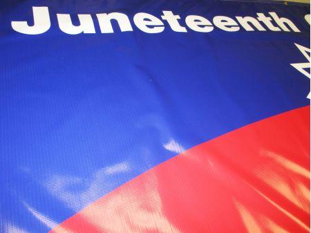 Juneteenth Celebration banner image 2