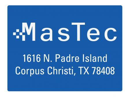MasTec 2 36x48 sign image