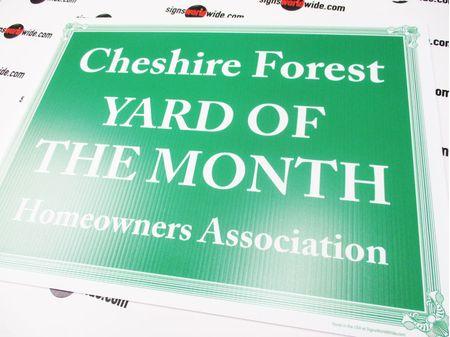 Cheshire Forest YOTM G&W 1