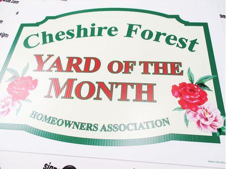 Cheshire YOTM Floral 1