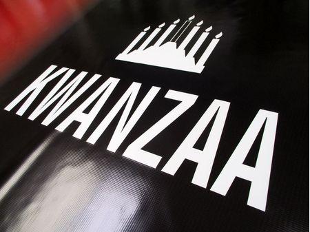 Kwanzaa Banner Sign Image