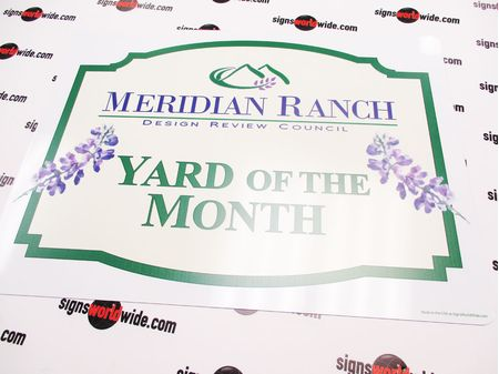 Meridian Ranch YOTM