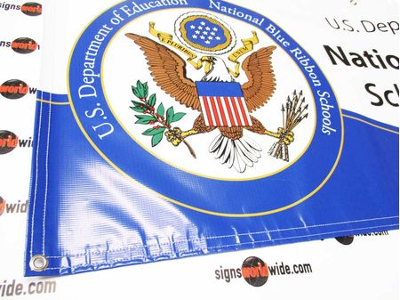 National Blue Ribbon School banner image 1