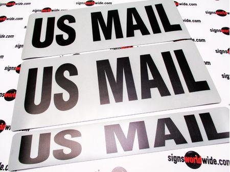 US Mail Kit Grey No Laminate 1