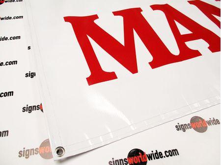 Under New Management Banner Sign Image 1