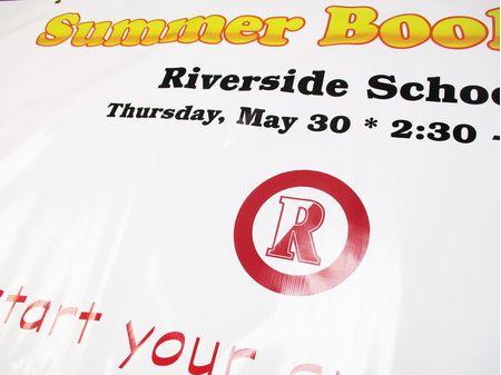 Summer Book Fair Banner Image 2