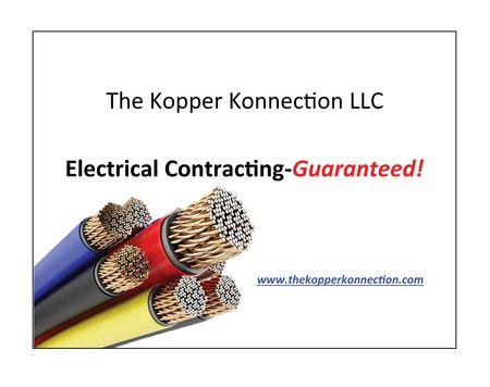 The Kopper Konnection sign image
