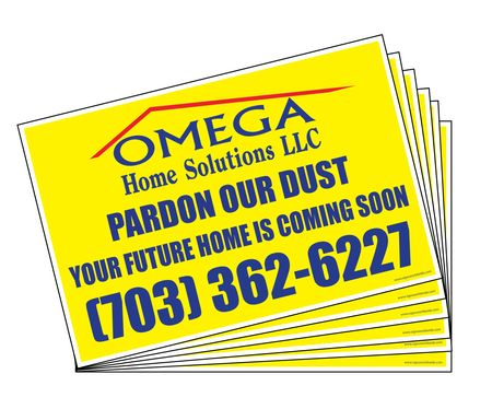 Omega Home Pardon Gen sign image