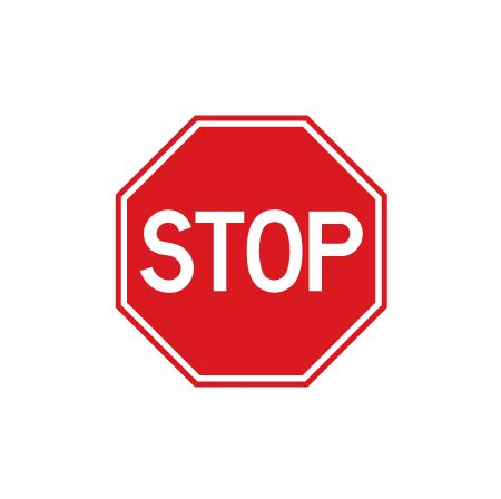 buy our plastic stop sign at signs world wide rh signsworldwide com stop sign mascot costume stop sign look left look right look left