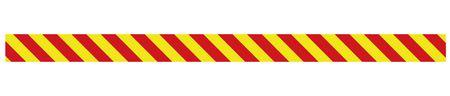 Caution stripe R&Y v2 decal image